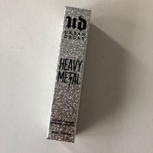 Brand new Urban Decay HEAVY METAL Glitter Eyeliner